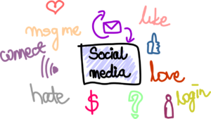 social media for customer service purpose